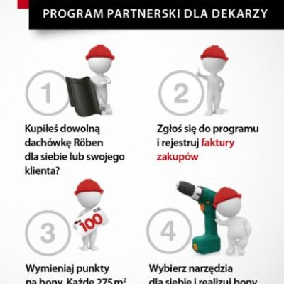 Program partnerski dla dekarzy  Misja Dach