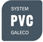 system PVC Galeco