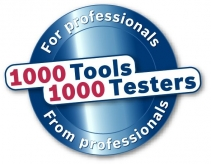 1000 Tools, 1000 Testers